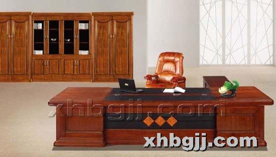 香河办公家具网提供生产胶板现代班台厂家