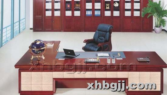 香河办公家具网提供生产胶板欧式班台厂家