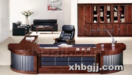 香河办公家具网提供生产川木红班台厂家厂家