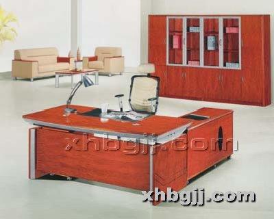 香河办公家具网提供生产豪华酒店班台厂家