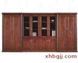 高档钢木书柜
