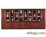 高级钢木书柜