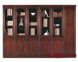 商务钢木书柜