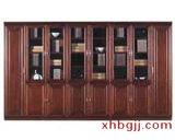 钢木办公书柜