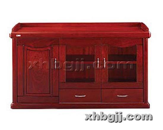 香河办公家具网提供生产豪华实木书柜厂家