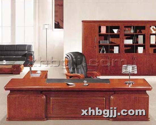 香河办公家具网提供生产东原优雅班台厂家