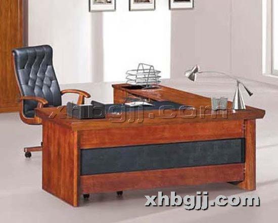 香河办公家具网提供生产东原古典班台厂家