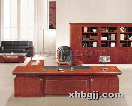 香河办公家具网提供生产东原高贵班台厂家