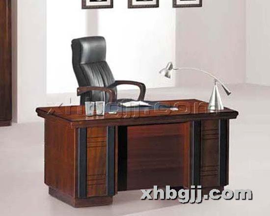 香河办公家具网提供生产东原胶板班台厂家