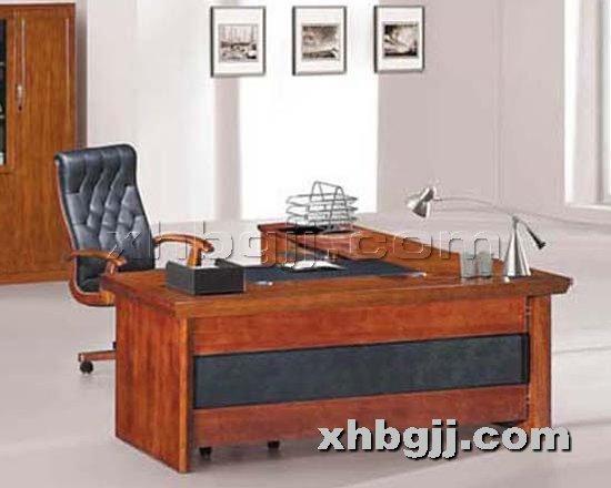 香河办公家具网提供生产东原实木班台厂家