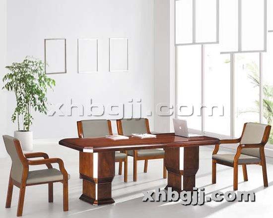 香河办公家具网提供生产高档东原会议桌厂家