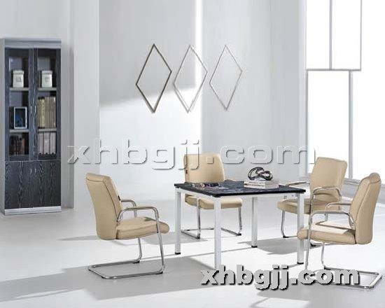 香河办公家具网提供生产现代气派东原会议桌厂家