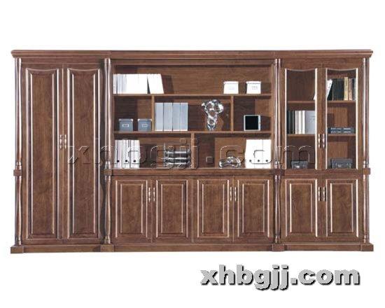 香河办公家具网提供生产豪华东原书柜厂家