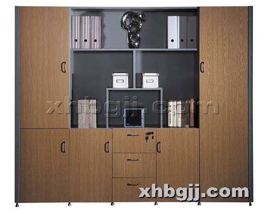 香河办公家具网提供生产东原欧式时尚书柜厂家