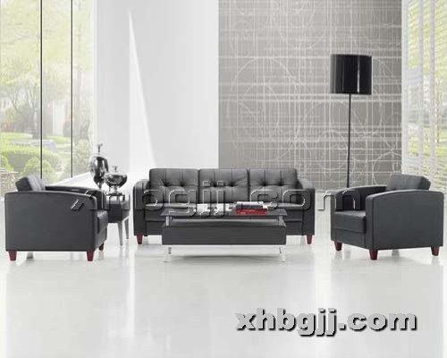 香河办公家具网提供生产软包办公沙发厂家