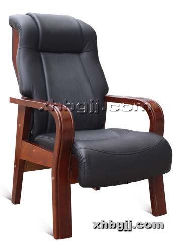香河办公家具网提供生产简洁电镀架硬皮会议椅厂家