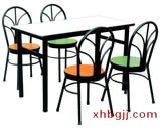欧式实木餐桌椅