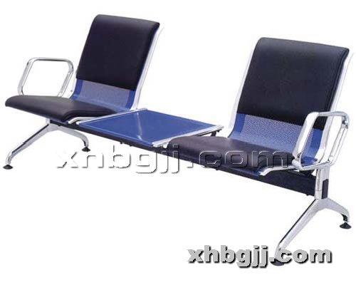 香河办公家具网提供生产滑动公共等候椅