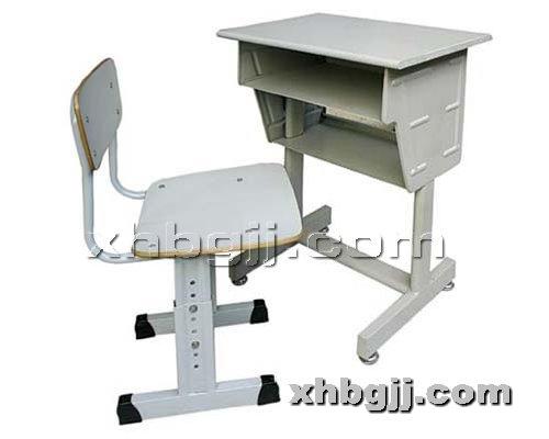 香河办公家具网提供生产实木课桌椅厂家