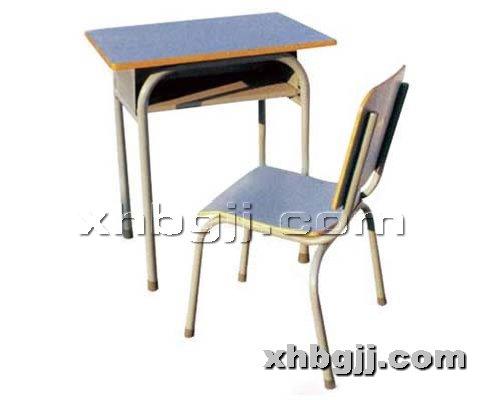 香河办公家具网提供生产双人塑钢课桌椅