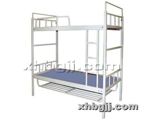 香河办公家具网提供生产卧室实木上下床直销厂家