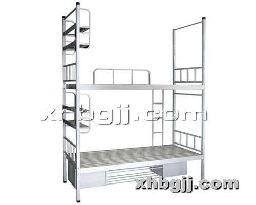 香河办公家具网提供生产家用双层床厂家