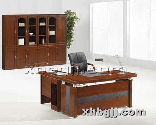 香河办公家具网提供生产油漆班台厂家