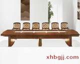 钢木会议桌