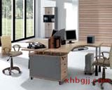 木质办公桌式经理台