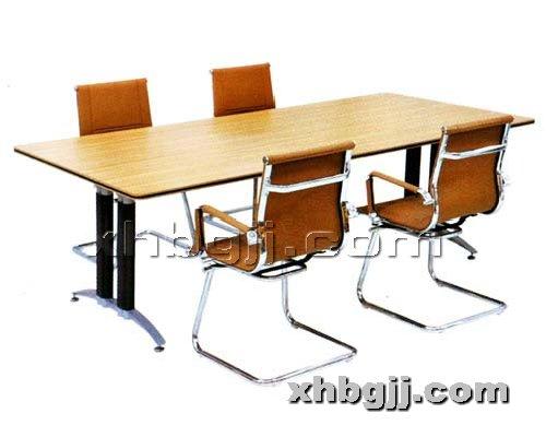 香河办公家具网提供生产弧形边板式会议桌厂家