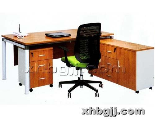 香河办公家具网提供生产板式经理台厂家