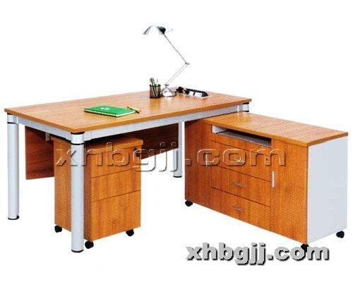 香河办公家具网提供生产高级经理台厂家