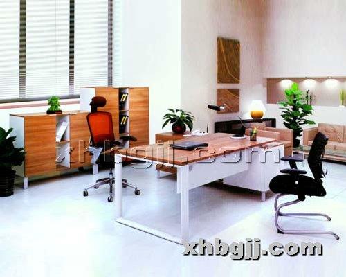 香河办公家具网提供生产老板台厂家