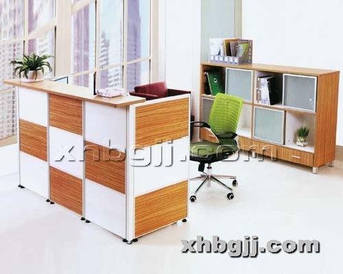 香河办公家具网提供生产新款前台厂家