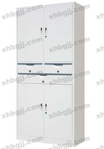 香河办公家具网提供生产铁门中三屉柜厂家