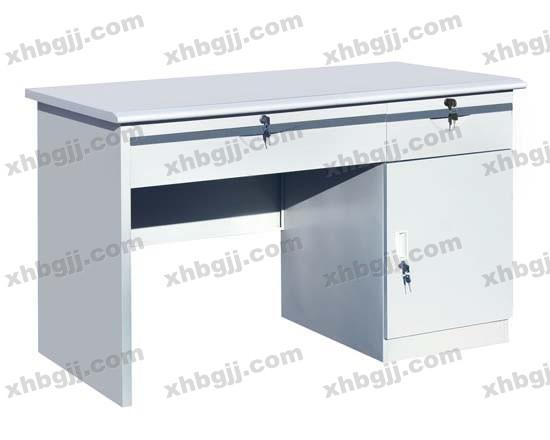 香河办公家具网提供生产新款办公桌样品厂家