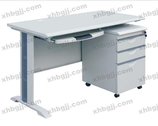 香河办公家具网提供生产高档钢制办公桌厂家