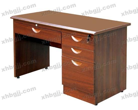 香河办公家具网提供生产最新钢制办公桌厂家