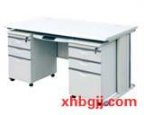 钢制办公桌图片